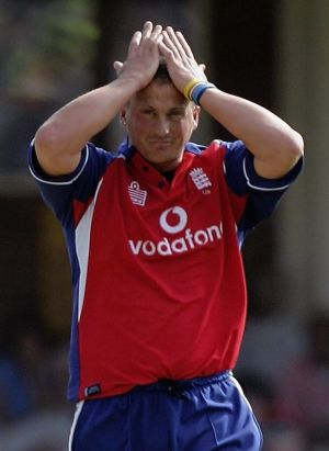Darren Gough says the selectors don't have a leg to stand on.