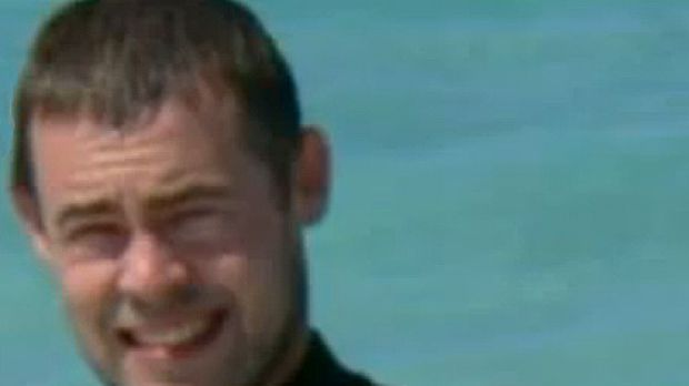 Father-of-two Nick Edwards was mauled to death by a shark.