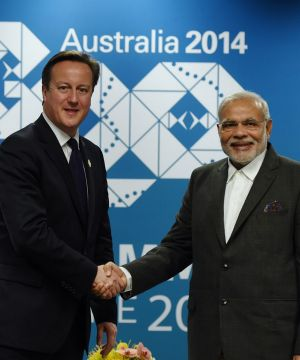 British Prime minister David Cameron and Indian Prime minister Narendra Modi have also offered their condolences.