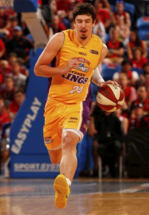 No more lapses: Sydney Kings swingman Cody Ellis said his team can't afford lapses during matches.