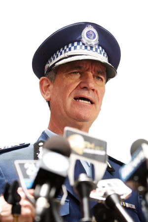 Adamant: Police Commissioner Andrew Scipione says police did all they could to prevent Monis from being released.