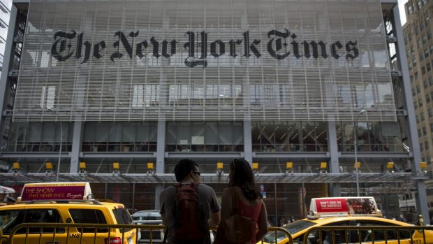 <i>The New York Times</i>: More staff to go.