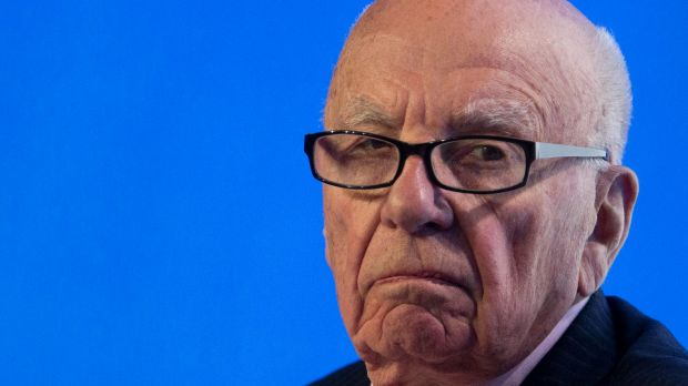 Rupert Murdoch has been criticised for tweets following the Paris terror outrage.