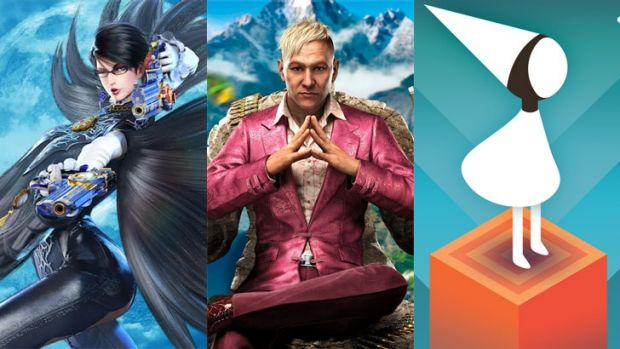 2014 was a great year for games of all shapes and sizes.