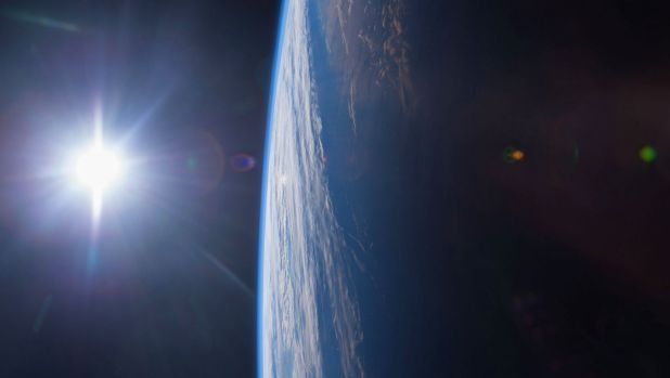 Gases continue to weaken the Earth's protective ozone layer.