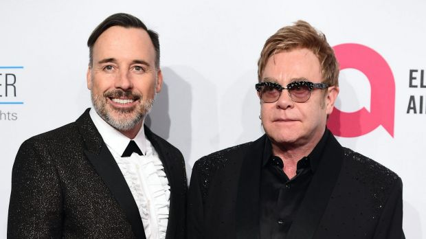 Elton John to wed: 'It will be a joyous occasion'.
