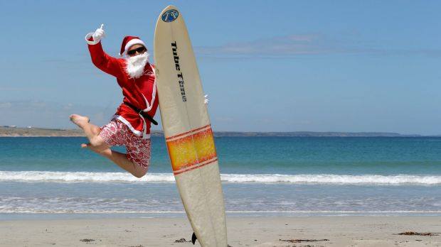 Melbourne weather: Christmas Day forecast, temperature set ...