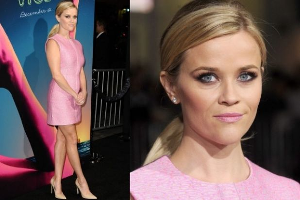 THE GOOD: Umm, can we have a moment for Reese Witherspoon's hair and makeup? This is as good as 'millennial-sixties' ...