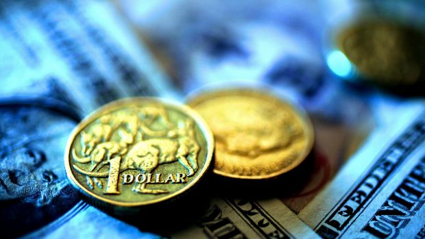 The Australian dollar's falls aren't over yet.