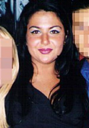 Charged with murder last year: Amirah Droudis.