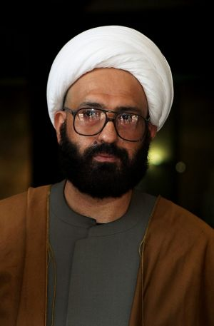 Prominent feature in IS propaganda: Man Haron Monis.