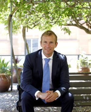 """Changes: Environment Minister Rob Stokes says  a re-elected Baird government """"will work with the industry"""":"""
