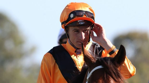 Four out of five: Blake Shinn on Joe Pride's sprinter Craftiness at Rosehill on Saturday.
