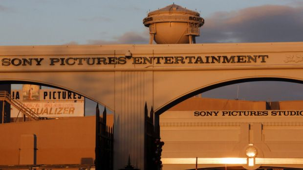 Under fire: Sony Pictures.