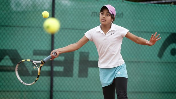 """Mongrel"" in her game: Annerly Poulos is following in Nick Kyrgios' footsteps."