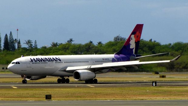 Hawaiian Airlines has introduced Brisbane's second ASPIRE emissions-reducing route.