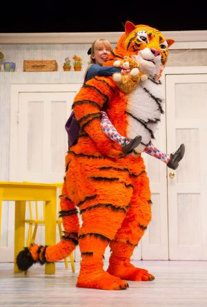The Tiger Who Came to Tea: An adaptation of Judith Kerr's book shows at the Opera House.