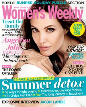 The January issue of The Australian Women's Weekly.