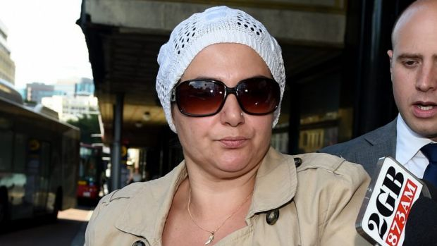 Amirah Droudis, the partner of Man Haron Monis, was originally granted bail after being charged with murder.