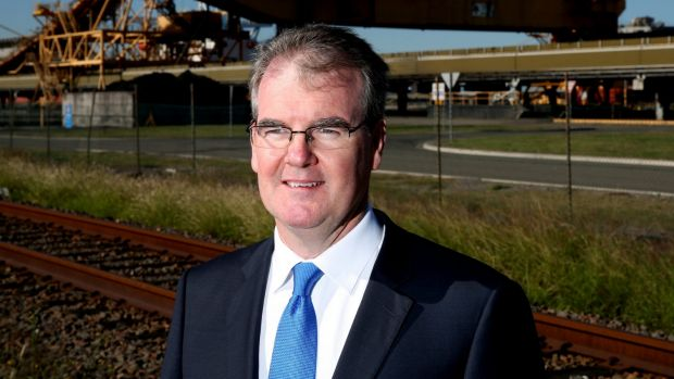 Firming as a replacement: Opposition roads spokesman Michael Daley.