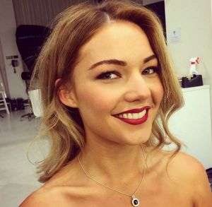 Dumped: Sam Frost says was dumped in a meeting with the show's producers.