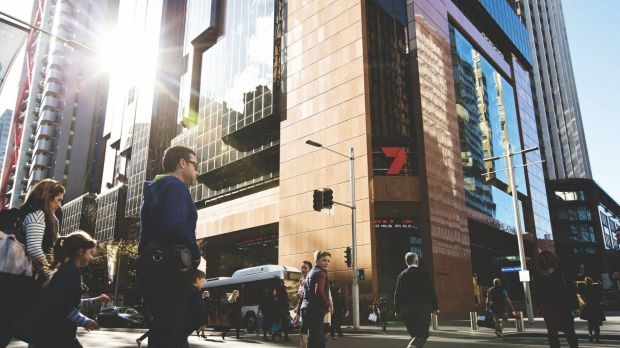 52 Martin Place has sold for a record price. The building is currently occupied by Channel 7.