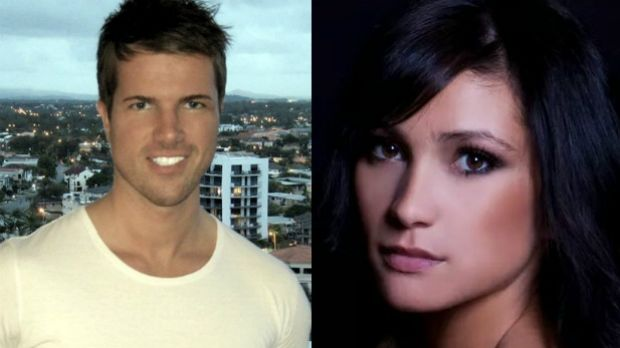 Gable Tostee (left) has repeatedly denied being responsible for Warriena Wright's death.