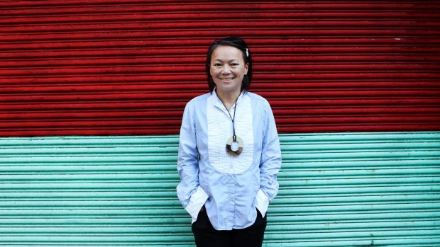 Nahji Chu, owner of MissChu tuckshops, which have been placed in administration.