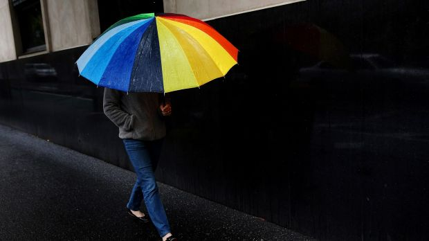 Brisbane is likely to have a soaking wet introduction to 2015.
