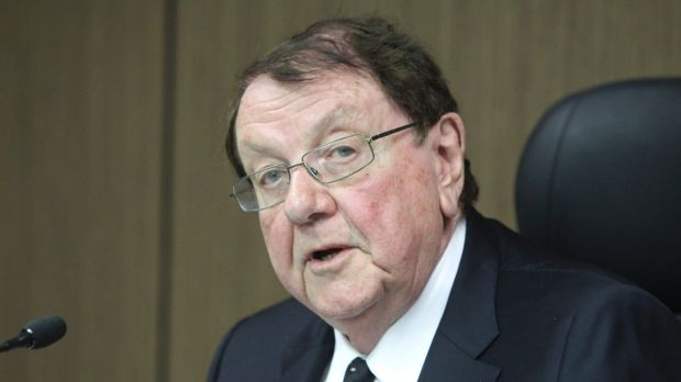 Transparency International Australia chairman Anthony Whealy wants bribes to foreign officials to be classed as a crime.
