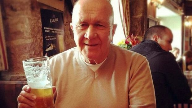 Jack Sweeney: died along with his wife and granddaughter.