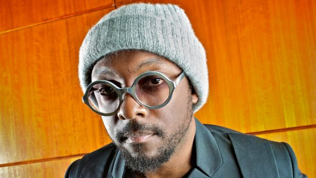 Will.i.am is working with Apple on its debut series.