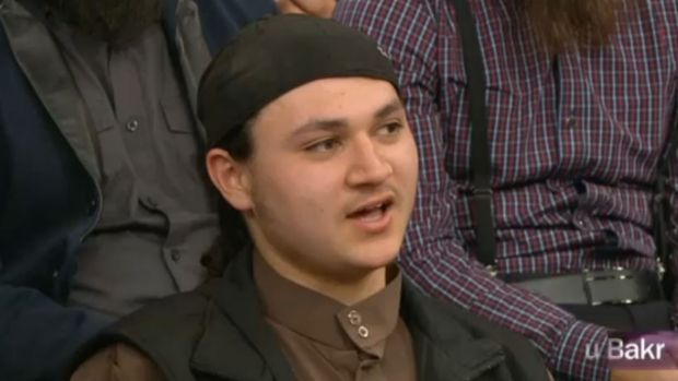 Sulayman Khalid was jailed for a maximum of 22 years and six months.
