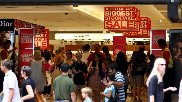 Each Queensland family is expected to spend an average $273 at this year's Boxing Day sales.