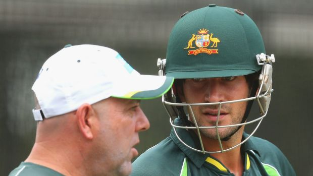 Australian rookie Joe Burns will bat at No 6 in the Boxing Day test against India at the MCG.
