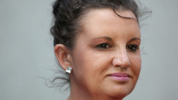 Senator Jacqui Lambie defected from the Palmer United Party in November.