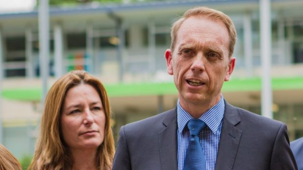 Minister for Women Yvette Berry and Attorney-General Simon Corbell say more needs to be done to limit the high social, ...