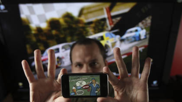 Game developers say government should steer clear from censoring smartphone apps.
