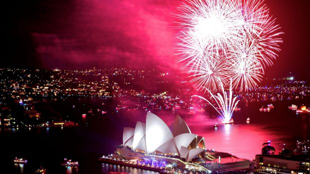 Sydney on New Year's Eve: Police will work more than 3000 extra shifts.