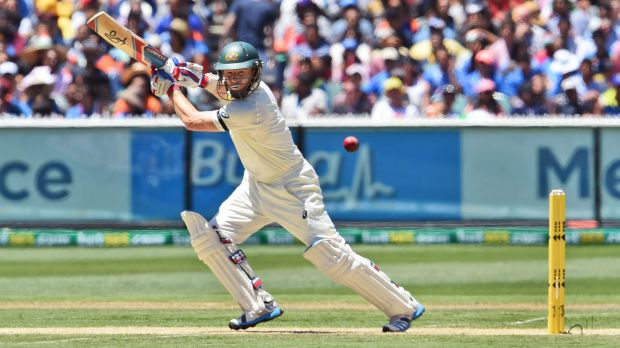 Chris Rogers is the only player in the current Test XI who can claim to be from Victoria after Peter Siddle was dropped.
