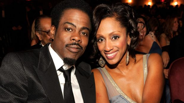 Separated: Chris Rock and his wife of 19 years, Malaak Compton-Rock, have filed for divorce.