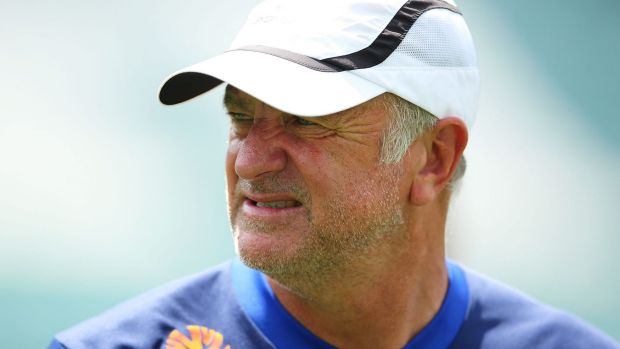 Shopping list: Graham Arnold is also looking to sign a winger and an attacking midfielder
