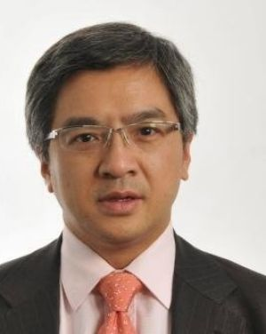 British businessman Chi Man Choi, in a photo taken from his LinkedIn page.