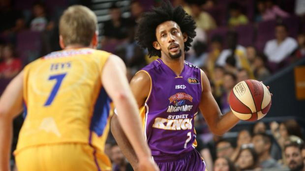 Rubbed out: Josh Childress.