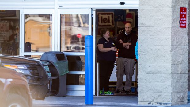 Saturday's shooting in New Mexico followed the December shooting of a woman by her toddler in this Idaho Walmart store ...