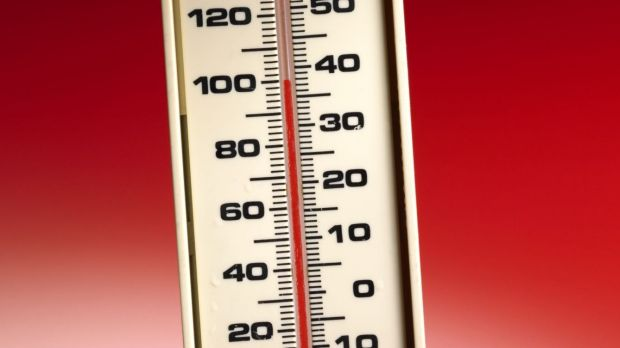 Mercury is rising in thermometers all around the country.