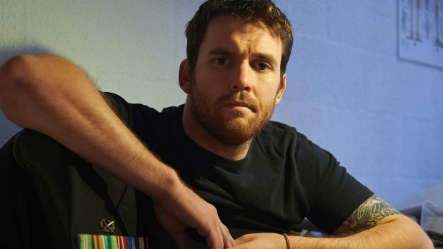 """""""A kick in the guts"""": Corporal Zeek Wilkinson wants to clear his name."""