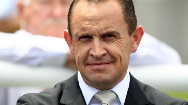 """The breeders should be identifying these races for picking up good black type"": Trainer Chris Waller."