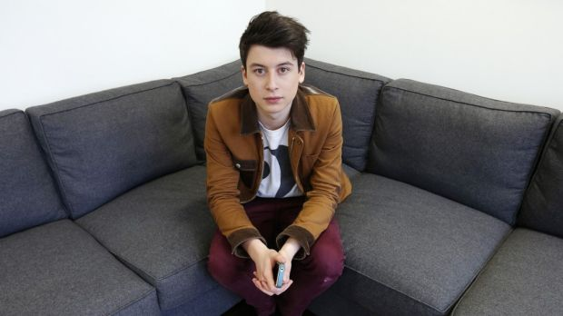 Nick D'Aloisio sold his app Summly, which creates human-like summaries of news articles, to Yahoo at 17 years of age.