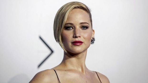 Rumours: Jennifer Lawrence and Chris Martin had split after four months of dating.